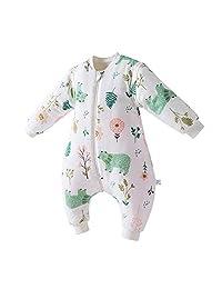 Fairy Baby Toddler Unisex Winter Warm Sleepsack Thick Wearable Blanket