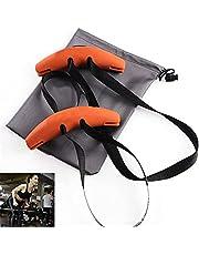 YJX Fitness böjd grepp hårt utdraget böjt handtag pull-up utrustning tillbehör
