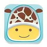 Skip Hop Zoo Divided Plate – Giraffe, Baby & Kids Zone