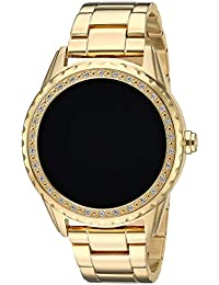 Womens Quartz Stainless Steel Watch, Color:Gold-Toned (Model: C1003L6)