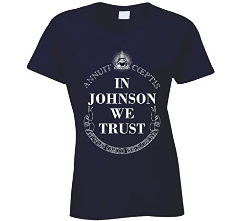 In Ashleigh Johnson We Trust 2016 Olympics Water Polo Ladies T Shirt 2XL - In Olympics Polo