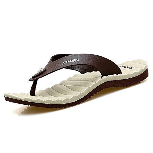 Classic Flops sandali da Scarpe Pantofola da da 2018 uomo Flip per Cachi uomo spiaggia Yvw8x1q