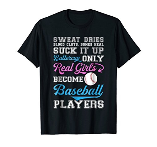Only Real Girls Become Baseball Players