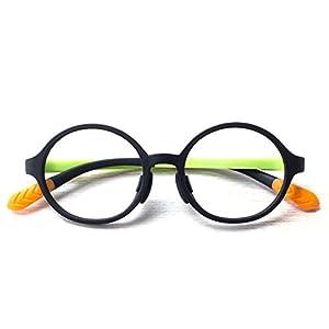 Fantia Candy colors eyeglass frame children eyewear round frames for boy and girl (A)