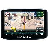 Mapmyindia LX356 CAR GPS Device (Black) - 12.7cm - Navitainment System