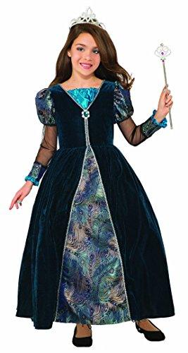 (Girl's Pretty Peacock Princess)