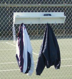 Bocce/tennis Court - Coat and Key Rack