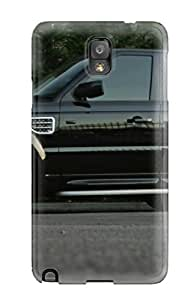 Series Skin Case Cover For Galaxy Note 3(land Rover Art )