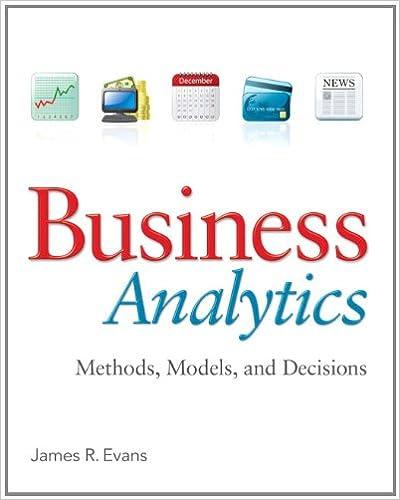 business analytics james r evans 9780132950619 amazon com books