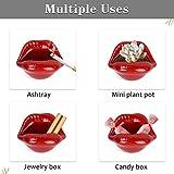 Loghot Creative Ceramic Cigarette Ashtrays with