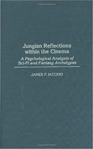 Book Jungian Reflections Within the Cinema: A Psychological Analysis of Sci-Fi and Fantasy Archetypes (Events of the Twentieth Century)