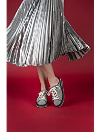 Amazon.com: Platform - Loafers & Slip-Ons / Shoes: Clothing, Shoes & Jewelry
