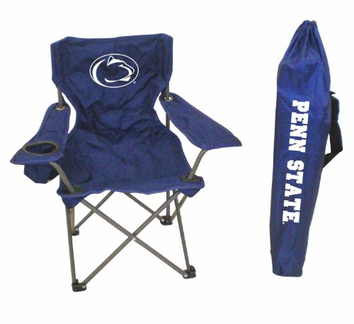 Rivalry Sports Team Logo Design Outdoor Travel Tailgating Penn State Junior Tailgate (Junior Tailgate Chair)