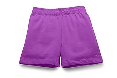 3-Pack Dance Shorts Bike Shorts Sparkle Farms Girls Under Dress Shorts