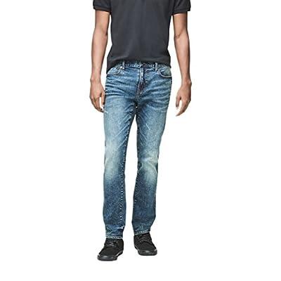 Cheap Aeropostale Men's Skinny Dark Wash Reflex Jean for cheap