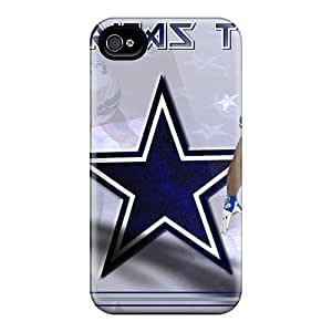 Protective Tpu Cases With Fashion Design For Iphone 6 Plus (dallas Cowboys)