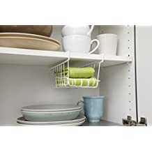IRIS 260600 Small Under Shelf Basket