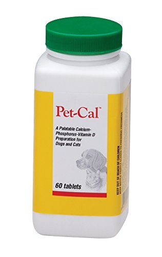 Pet Tabs Calcium Formula Supplement, 180 Count