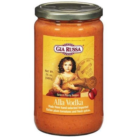 - GIA RUSSA Sauce, Alla Vodka 24.0 OZ (Pack of 3)
