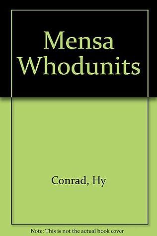 book cover of Mensa Whodunits