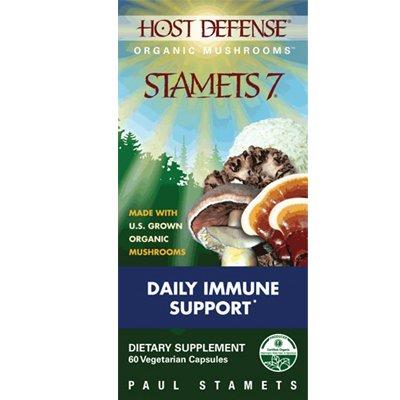 Грибы Perfecti иммунной защиты Stamets 7, 60 граф