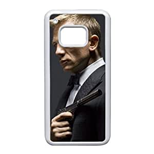 Daniel Craig_001 TPU Cover Unique Phone Case White For HTC One M9