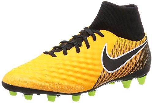 Nike Herren Magista Onda II Dynamic Fit (AG-Pro) Fußballschuhe Orange (Laser Orange/black-white-vert Volt-white)