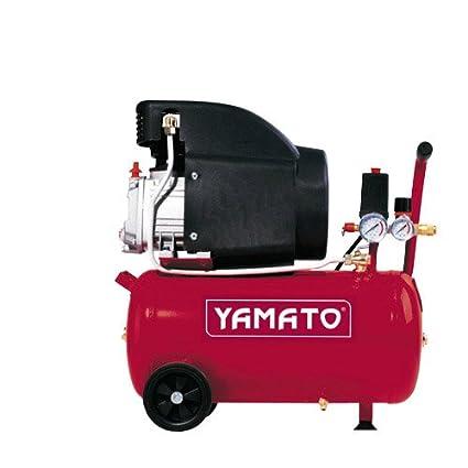 Yamato 17020060 - Compresor 24 l, hp 2