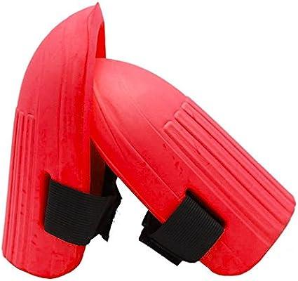 Rodillera de Soporte Rodillera de compresión vendaje de apoyo EVA jardín rodilleras protectores alfombra de jardín – fancylande, rojo: Amazon.es: Bricolaje y herramientas