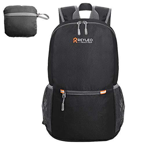 20L Packable Lightweight Backpack Hiking Daypack Foldable Ultralight Backpack Durable Water...