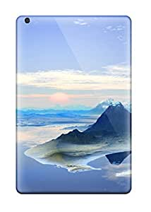New Diy Design 3d Panoramic Landscape For Ipad Mini/mini 2 Cases Comfortable For Lovers And Friends For Christmas Gifts
