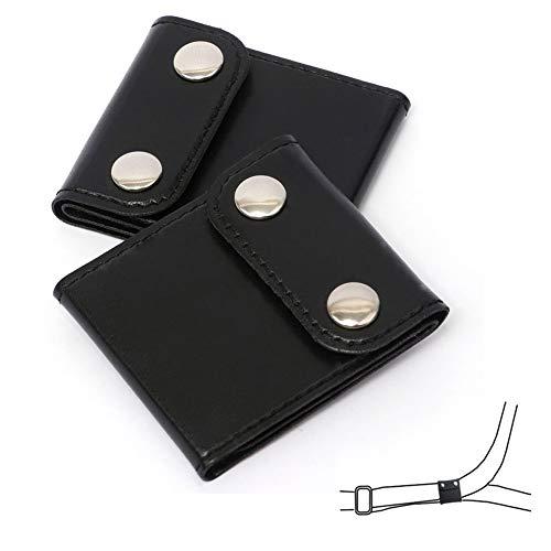 [해외]TINHAO 잠금 클립 PU 가죽으로 만든 고급 스러움 (블랙) / Tinhao Rocking Clip PU leather Luxury (black)