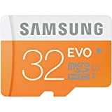 Samsung 32GB EVO Class 10 microSD Card with Adapter - MB-MP32DAM/WMT