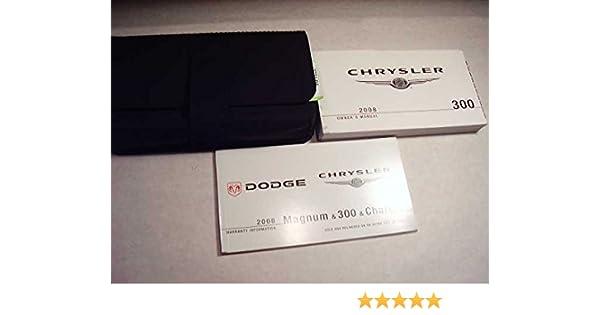 chrysler 300 srt8 service manual