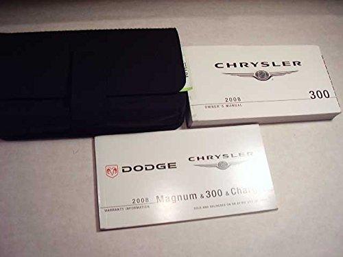 2008 Chrysler 300 Owners Manual