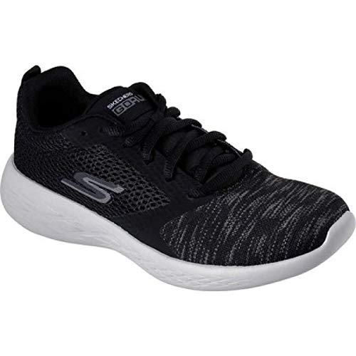 (スケッチャーズ) Skechers レディース ランニング?ウォーキング シューズ?靴 GOrun 600 Reactor Running Shoe [並行輸入品]