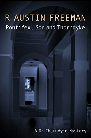 book cover of Pontifex, Son and Thorndyke