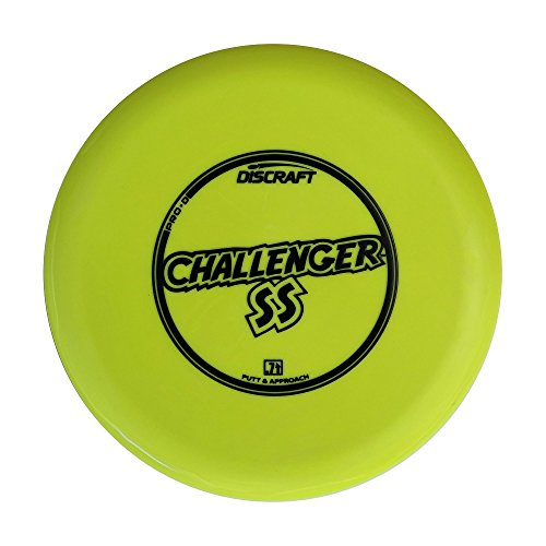 Discraft Pro D Challenger SS Putt and Approach Golf Disc [Colors May Vary] - 170-172g