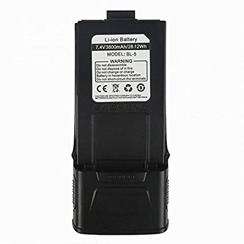 Baofeng 7.4V 3800mAh Li-ion Battery for Baofeng GT-3 & GT-3TP