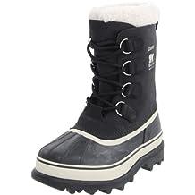 Sorel Caribou Boot - Women's Black / Stone 8.5