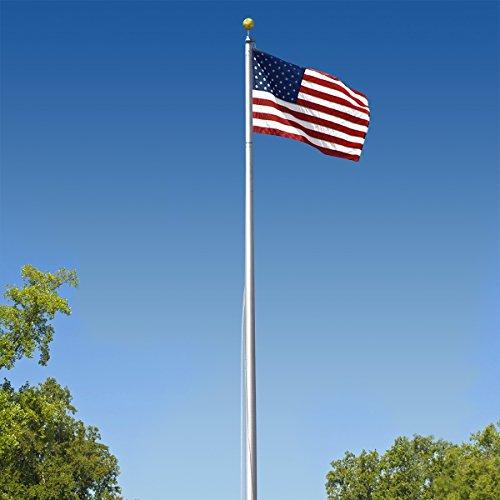 Flagpole Satin - 1