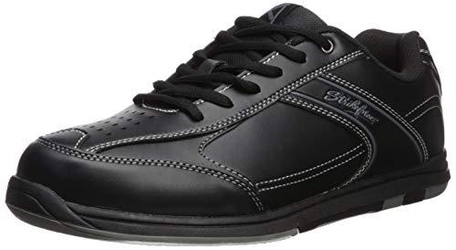 - KR Strikeforce M-030-105 Flyer Bowling Shoes, Black, Size 10.5