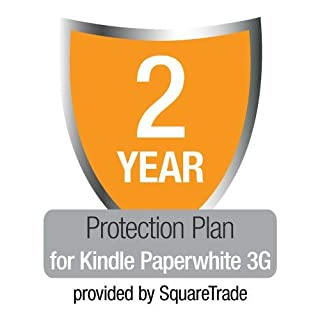 2-Year SquareTrade Warranty plus Accident Protection for All-New Kindle Paperwhite 3G (B00DQGIHR8) | Amazon price tracker / tracking, Amazon price history charts, Amazon price watches, Amazon price drop alerts