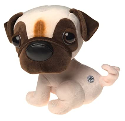 ARTLIST The DOG Collection (Barkin' Waggin' Friends)-PUG Plush