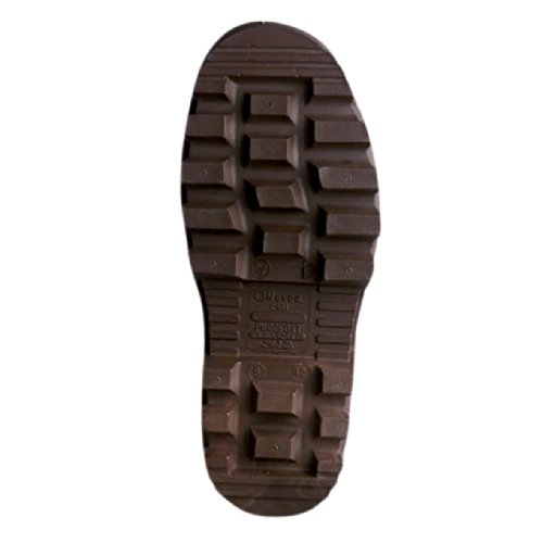 Dunlop Purofort Thermo+ full safety Green/Brown Shoes E662843 Size - 9 by Dunlop (Image #1)