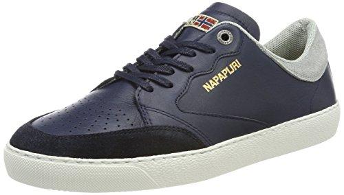 Napapijri Chaussures Herren Sirola Chaussure, Blau (bleu Marine)