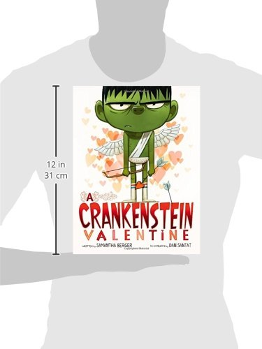 A Crankenstein Valentine by Little, Brown Books for Young Readers (Image #2)