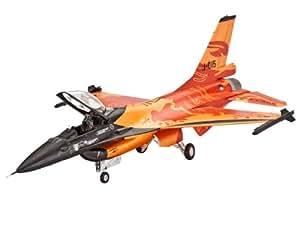 "Revell - Maqueta Lockheed Martin F-16 Mlu ""Solo Display"", escala 1:72 (03980)"