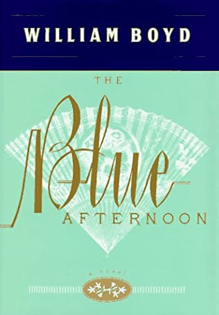 book cover of The Blue Afternoon