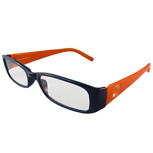 Siskiyou NFL Denver Broncos Team Colored Reading Glasses Power +1.75, 3 Pack
